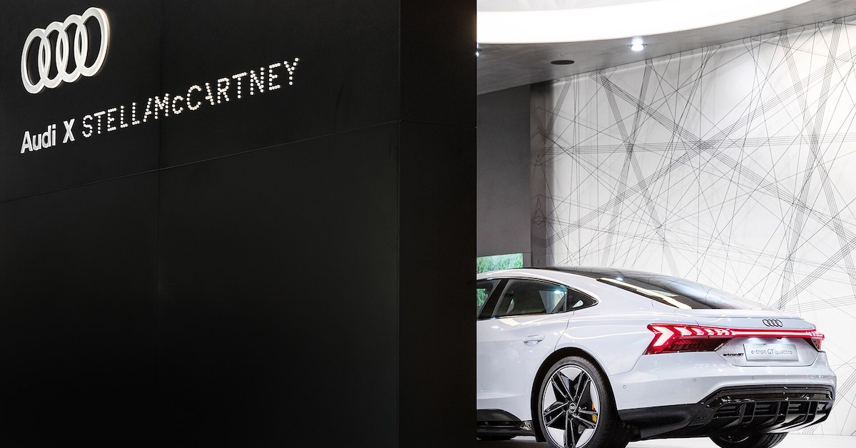 Audi, Stella McCartney, e-tron GT quattro